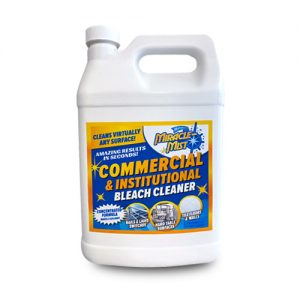 Commercial & Institutional Bleach Cleaner | Miracle MIst