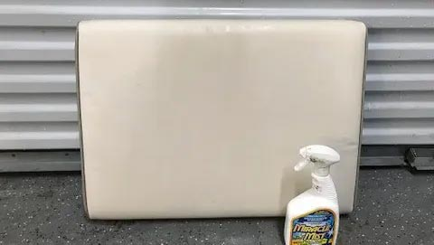 mold and mildew cleaner after
